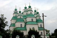 Свято-Троицкий собор в Новомосковске
