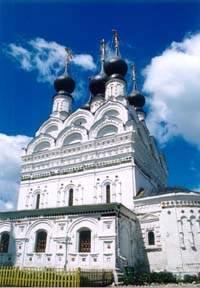 Троицкий собор Муромского монастыря
